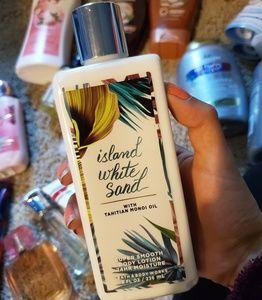B&BW island white sand lotion